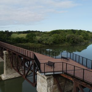 Cayuga Grand Vista Bridge and Lookouts