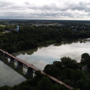 Cayuga Grand Vista Bridge Overview 2