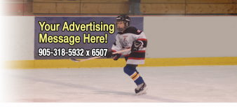 Advertise on an arena board